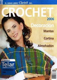 журнал по вязанию ClarinX crochet № 2, 2006