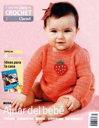 журнал по вязанию ClarinX crochet № 3, 2005