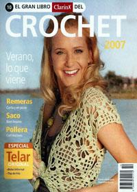 журнал по вязанию ClarinX crochet № 10, 2007