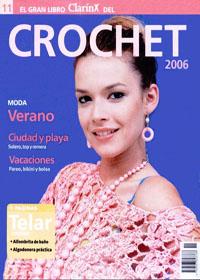 журнал по вязанию ClarinX crochet № 11, 2006