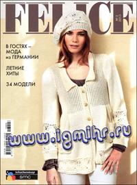 журнал по вязанию Felice № 3, 2013