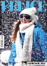 журнал по вязанию Felice спецвыпуск № 6М, 2012