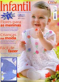 журнал по вязанию Roupa em croche  № 3,2005