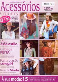журнал по вязанию Roupa em croche. Acessorios  № 4,2005