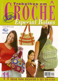 журнал по вязанию Trabalhos em croche  № 1,2006