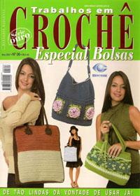 журнал по вязанию Trabalhos em croche  № 6,2007